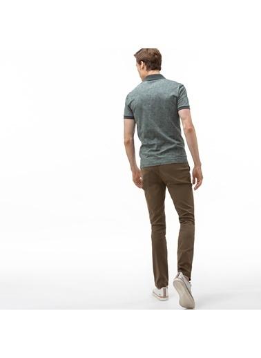 Lacoste Erkek Slim Fit Pantolon HH0008.08K Kahve